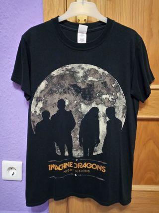camiseta Imagine Dragons talla S