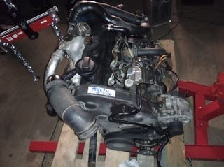 Motor Ibiza AFN gt tdi 110cv