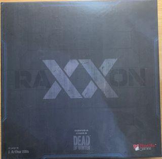 Raxxon juego de mesa