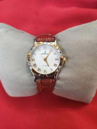 reloj de mujer nowley
