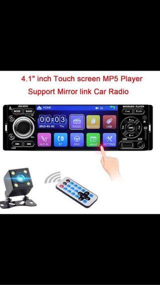 Radio tactil coche