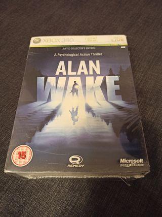 Alan Wake (edición coleccionista) - Xbox 360.