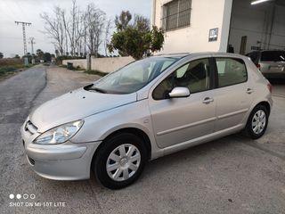 Peugeot 307 1.6 hdi 110cv año 2005.