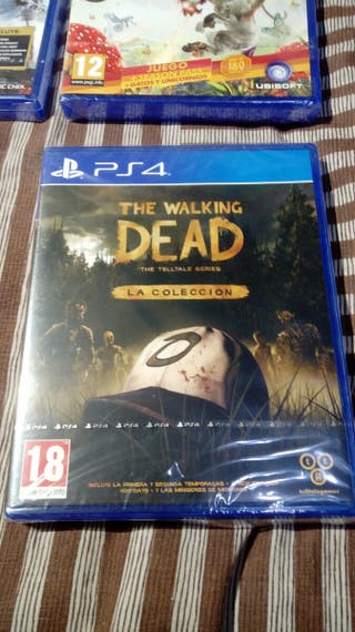 The Walking Dead Complete PS4 PlayStation 5