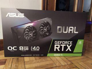 Tarjeta Gráfica Asus GeForce RTX 3060ti Nvidia