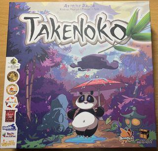 Takenoko juego de mesa