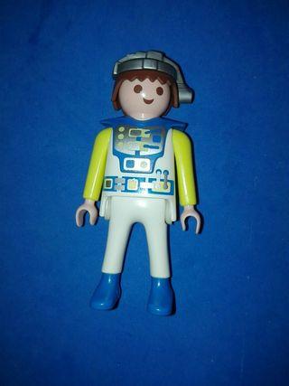 numero 572 playmobil figura espacio astronauta