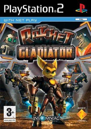 Ratchet Gladiador (2006) ps2