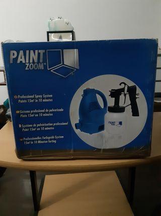 Pulberizadora Paint Zoom