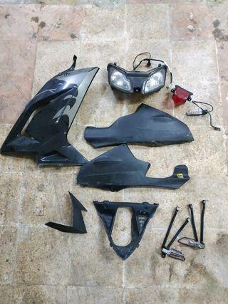 Piezas Aprilia RS Afilada 125cc