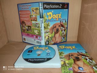 Dogz (2007) ps2