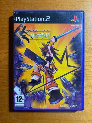 SAMURAI LEGEND MUSASHI (PS2)
