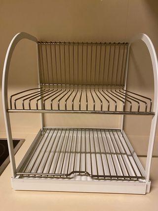 Escurridor platos IKEA