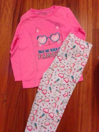 Pijama a estrenar talla 104