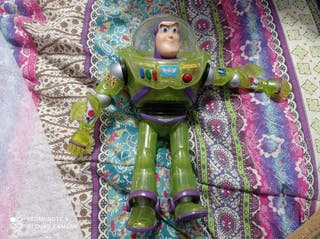 buzz lightyear traje trasparente verde