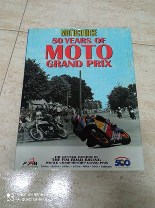 50 years of moto GP