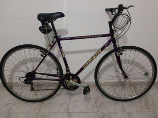 Bicicleta conor aluminio