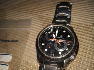 Reloj Calypso acero inoxidable