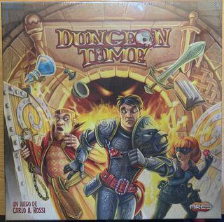 Dungeon Time juego de mesa