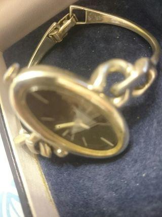reloj de mujer de plata 800