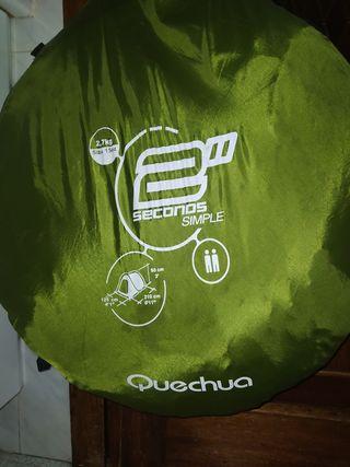 """Tienda campaña Quechua 2"""""""