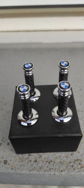 Pestillos Puertas BMW Carbono.