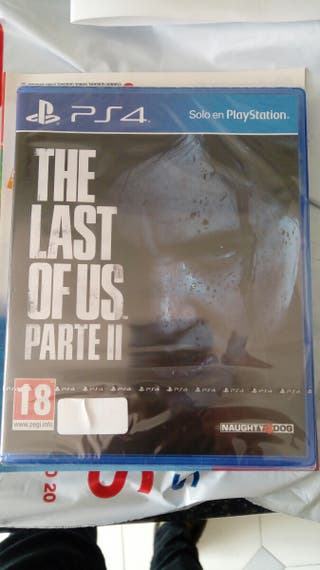 The Last of Us 2 NUEVO Parte II PS4 PlayStation 5