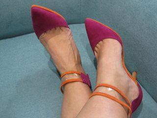 Zapatos Ana Urgel, Talla 36.