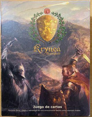 Krynea battlefield y 4 expansiones juego de mesa