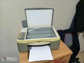 Impresora HP 1410 Series Escáner Fotocopiadora