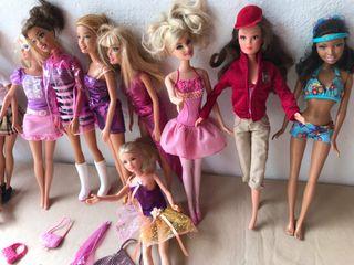 Muñecas muy bien estado lote