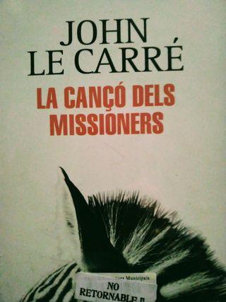 llibre la can¢o Dels missioners