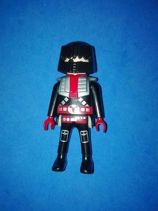 numero 456 playmobil guerrero espacial astronauta
