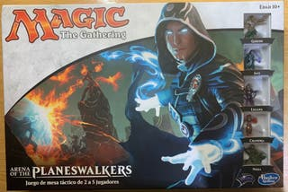 Magic The Gathering Arena the Planewalkers