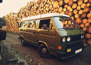 Volkswagen Westfalia T3 1982