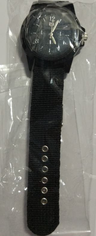 Reloj de pulsera para hombre tipo militar