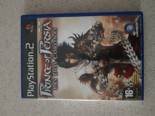 Prince of Persia Ps2.
