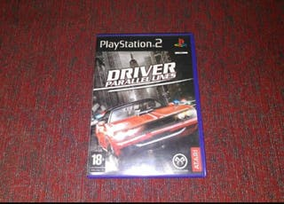 Driver Parallel lines, PlayStation 2