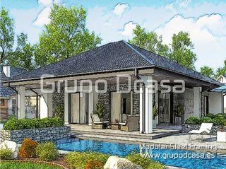 Casas Prefabricadas a Medida desde 550€/m2 F/F