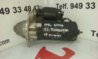 0001110115 motor arranque opel astra g 95741