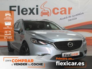 Mazda 6 2.2 DE 150cv Luxury WGN