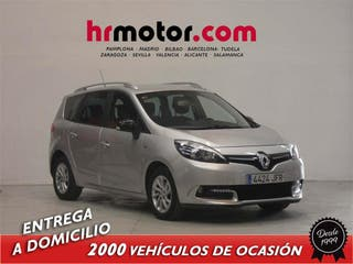RENAULT Grand Scénic Limited Energy dCi 130 eco2 7p