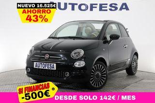 Fiat 500C C 1.2 8v 69cv Lounge 2p Auto