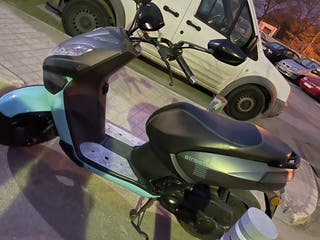 Peugeot scooter street zone 2018