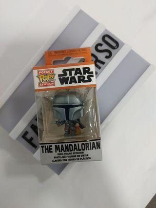 Llavero Pocket POP! The Mandalorian