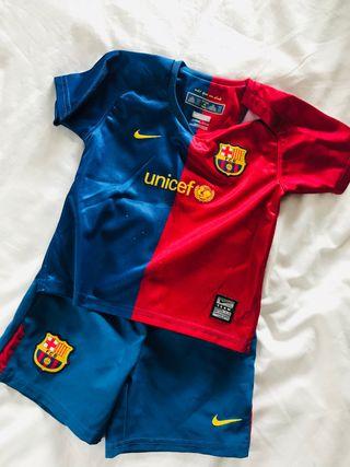 Equipación del FC Barcelona