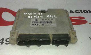 06a906018ga centralita motor skoda octavia 118606