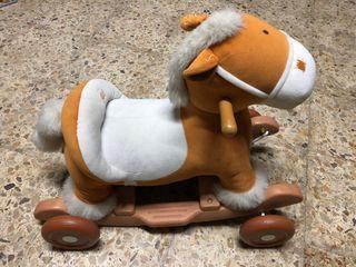 Balancin caballo