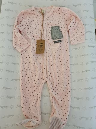 Pijama bebe NUEVO CON ETIQUETA