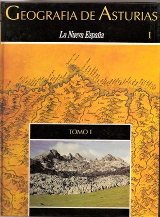 GEOGRAFIA DE ASTURIAS